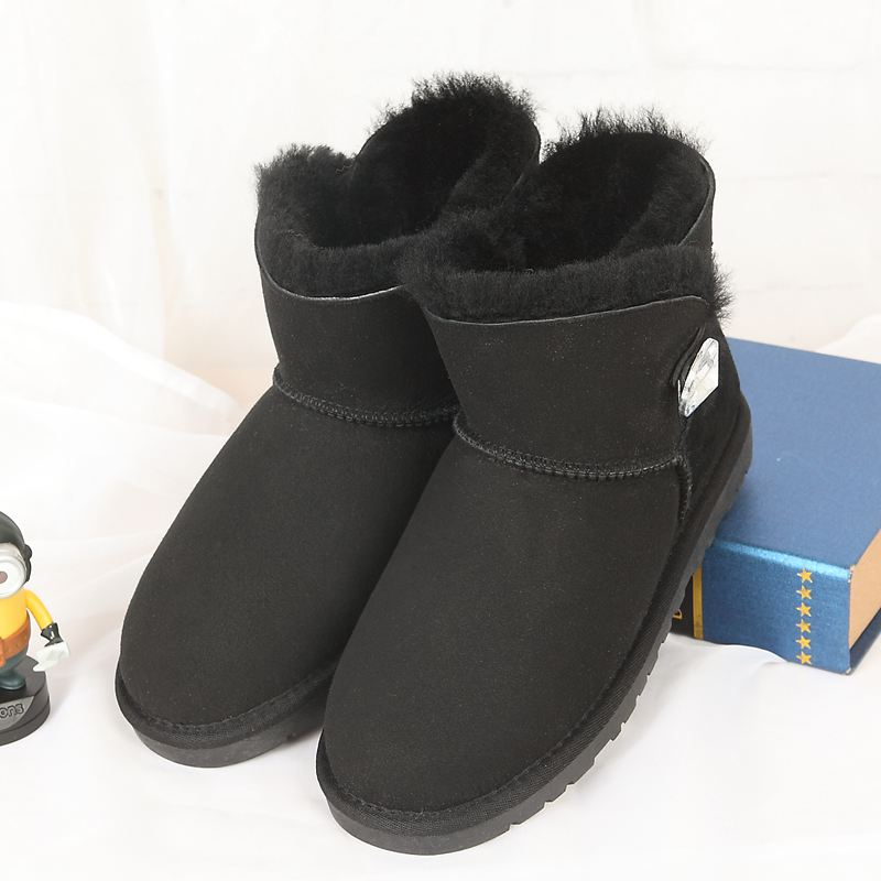 Snow boots free delivery of autumn and winter high quality 100% Australian pure natural sheep fur snow boots amit kumar singh chitosan membrane permeated transdermal drug delivery of ondansetron