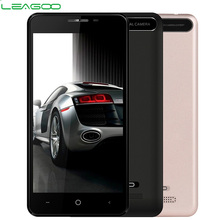 "LEAGOO KIICAA PUISSANCE 2 GB + 16 GB 4000 mAh Batterie Double Retour Caméras Identification Des Empreintes Digitales 5.0 ""Android 7.0 MTK6580A Quad Core"