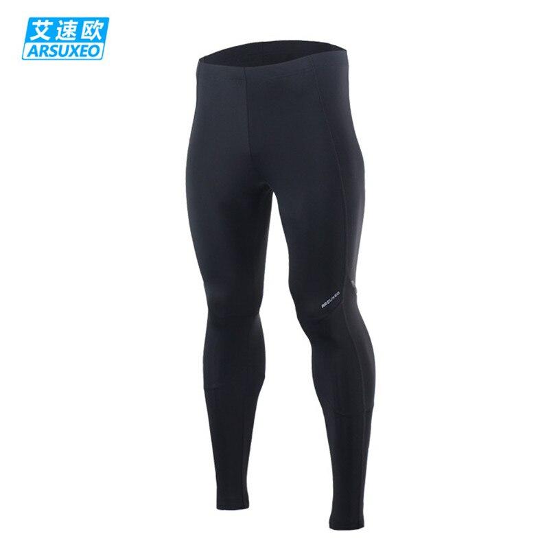 Leggings deportes Gimnasio Correr Correr Pantalones de Los Hombres Medias de Fút
