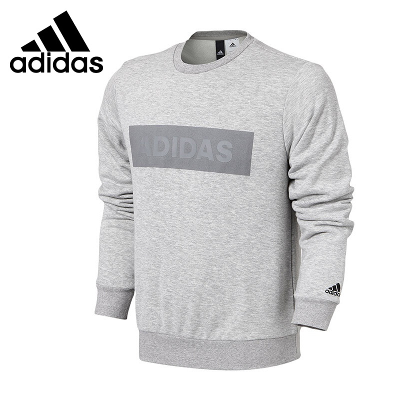 Original New Arrival 2017 Adidas ATHLETICS ITEMS Men's Pullover Jerseys Sportswear original new arrival official adidas neo men s breathable o neck pullover jerseys sportswear