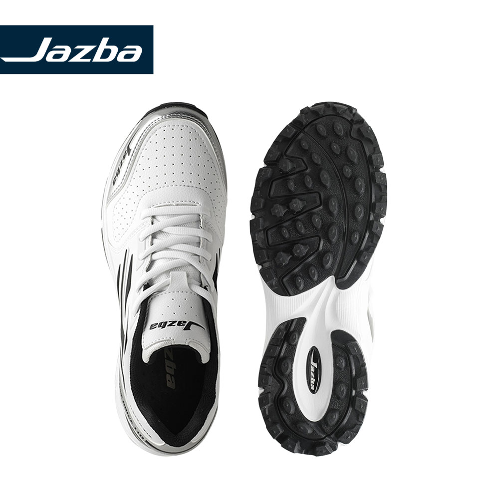 Jazba ONEDRIVE 110 Men 39 s Cricket Rubber Cleats Shoes Men Sneakers Breathable Cushioning Outdoor Sport Shoes Best for Cricket in Fitness amp Cross training Shoes from Sports amp Entertainment
