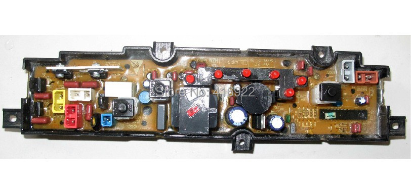 Free shipping 100% tested washing machine board for Haier xqb30-22jjx xqbm33-22 computer program control on sale free shipping 100% tested for sanyo washing machine accessories motherboard program control xqb55 s1033 xqb65 y1036s on sale