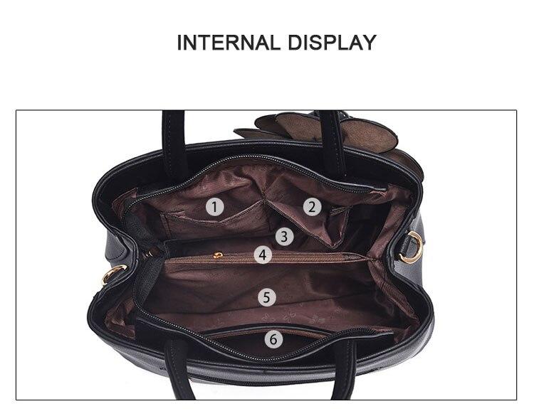 bolsa feminina sacos de ombro 2019