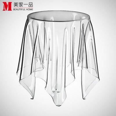 Caf magia flotante transparente silla acrlico diablo fantasma