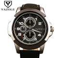 YAZOLE Sport Watch Men Watches 2017 Top Brand Luxury Famous Male Clock Quartz Watch Wrist Hodinky Quartz-watch Relogio Masculino
