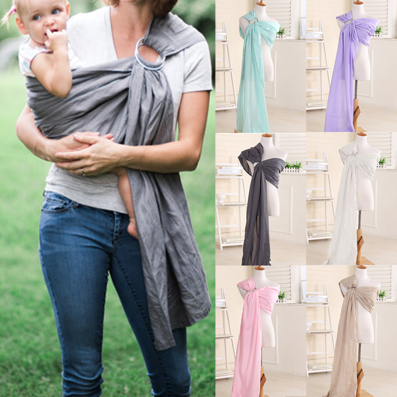 Child Water Summer Quick Dry Infant Sling Ring Sling Beach Pool Breathable Wrap Swing Baby Sling Carrier Bag