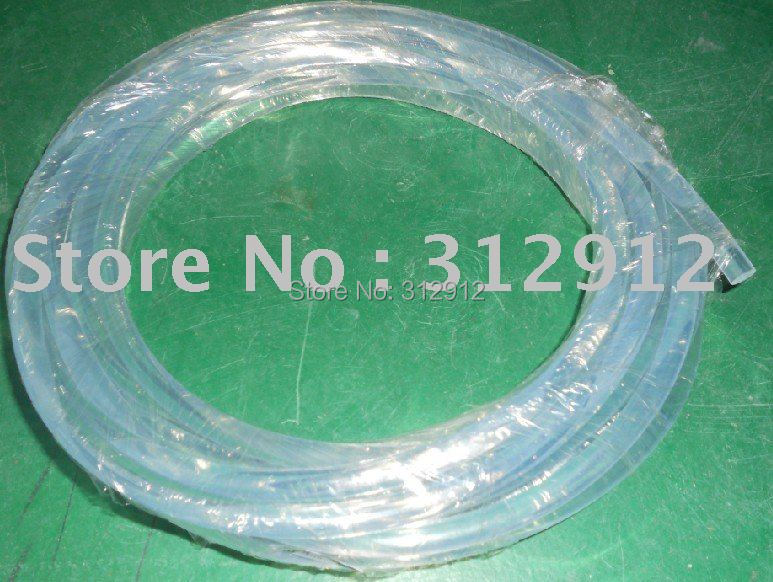 Plastic side glow light optic fibre cable;100m long each roll;11.0mm diameter