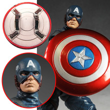 Marvel Select The Captain America 1st Avengers 7inch Movie Figures Toy Action PVC Figure Doll Toys