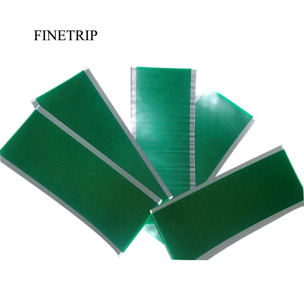 FINETRIP 1pc Flat LCD Connector Flex Info Display For Opel Vauxhall Dead Pixel Replacement Ribbon Cable