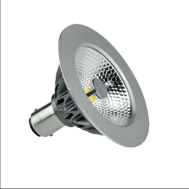 7 watt ar70 cob led strahler b15 basis dimmbar ac220 240v home kommerziellen beleuchtung ba15d. Black Bedroom Furniture Sets. Home Design Ideas