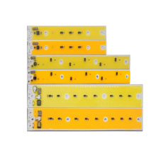 30pcs/lot COB LED Lamp Chip 30W 50W 80W 220V Smart IC Cold Warm White light beads for diy Spotlight Floodlight