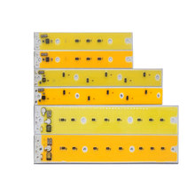 30pcs/lot COB LED Lamp Chip 30W 50W 80W 220V Smart IC Cold Warm White light beads for diy Spotlight Floodlight(China)