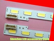 4 pièces/lot POUR Sony KDL 46EX640 Rétro Éclairage ampoules LED Ensemble 2012SLS40 7030 44 LJ64 03363 2 Gauche et 2 droit 1 pièce = 44LED 506MM