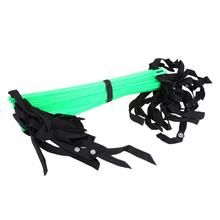 Durable 12 Rung 6M Football Training Speed Agility Ladder Black Straps Training Ladder Step Soccer Accessories