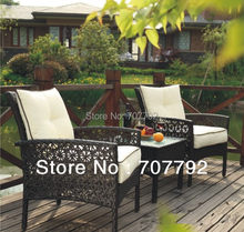 New Style patio wicker furniture sale(China)