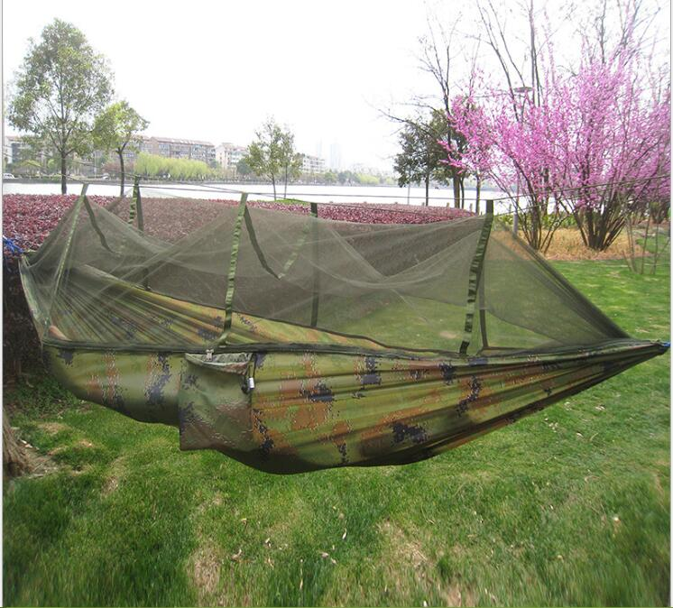 210t Taffeta outdoor parachute cloth hammock nets double hammock military regulations air tent-in Tents from Sports u0026 Entertainment on Aliexpress.com ... & 210t Taffeta outdoor parachute cloth hammock nets double hammock ...
