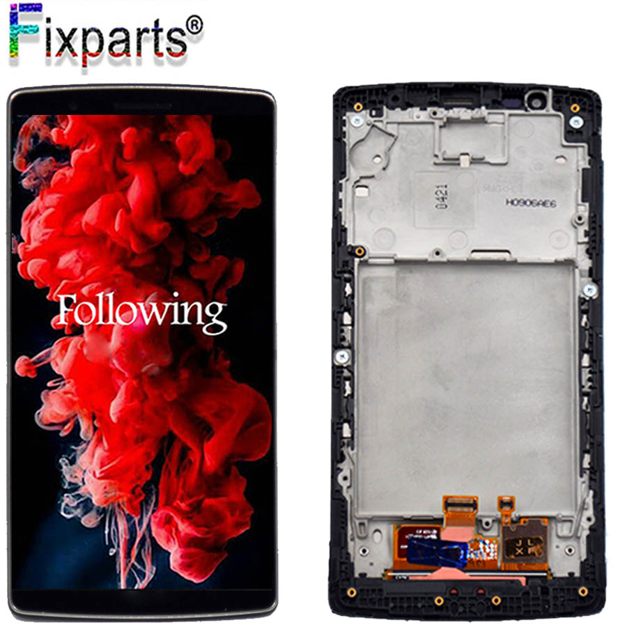 For LG G Flex 2 H955 LCD Display Touch Screen Digitizer Assembly With Frame Replacement 5.5 For LS996 US995 H950 LCDFor LG G Flex 2 H955 LCD Display Touch Screen Digitizer Assembly With Frame Replacement 5.5 For LS996 US995 H950 LCD