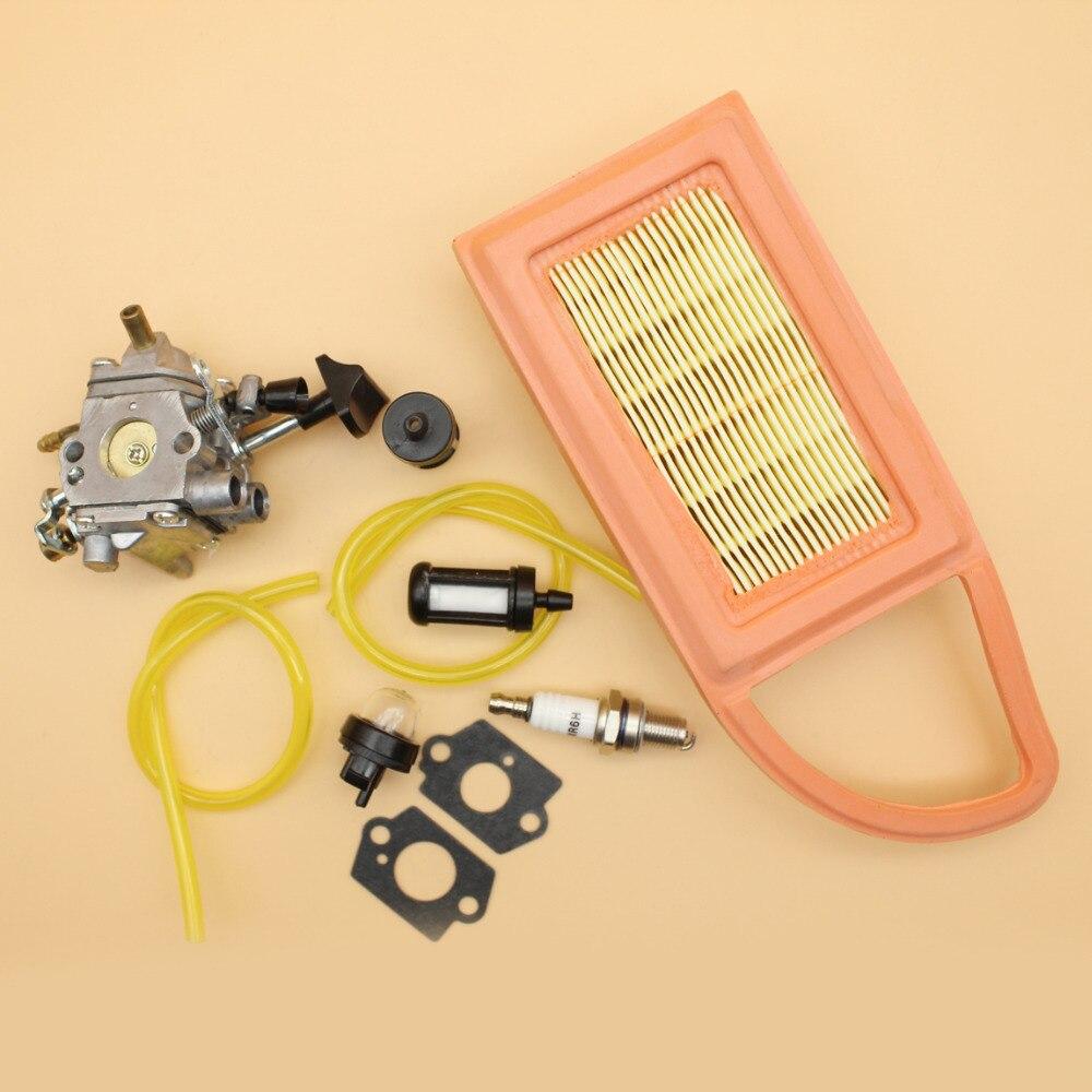 Up Kit Air S183 BR550 BR600 Zama Tune Backpack Bulb Hose Carb Fuel C1Q Filter For Blower Primer STIHL Carburetor BR500