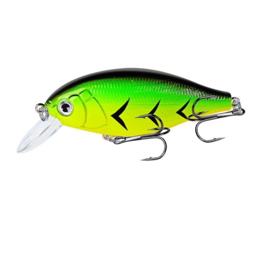 1pcs Crankbait Fishing Lure 7cm 13g Isca Artificial Hard Bait Bass Pike Perch Fishing Wobblers Carp Fishing Tackle 10 Colors