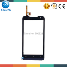 New Original P770 Touch Screen For Lenovo P770 Touch Screen Digitizer Replacement Parts Black Color Free Tools