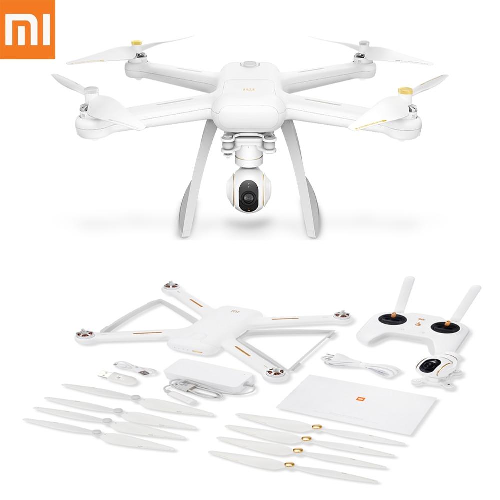Originale XIAOMI Fotocamera Drone HD 4 K WIFI FPV 5 GHz Quadcopter 6 Axis Gyro 3840x2160 p 30fps RC Quadcopter con Indicare Volo