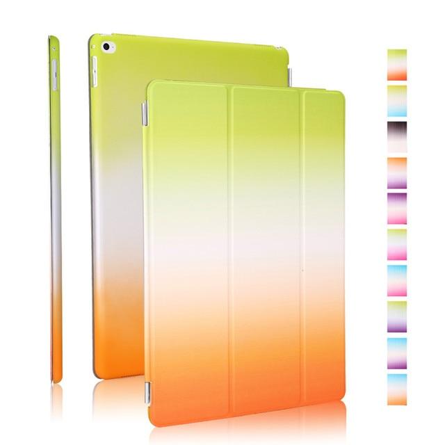 green to orange Ipad pro cover wowcase 5c649ed9e2a04