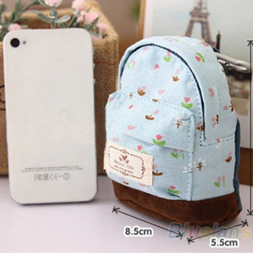Hot Women Bag Case Wallet Coin Card  purse Women Zipper Bag Pouch Flower Canvas Box Mujer portafoglio billetera bourse Kid bolso