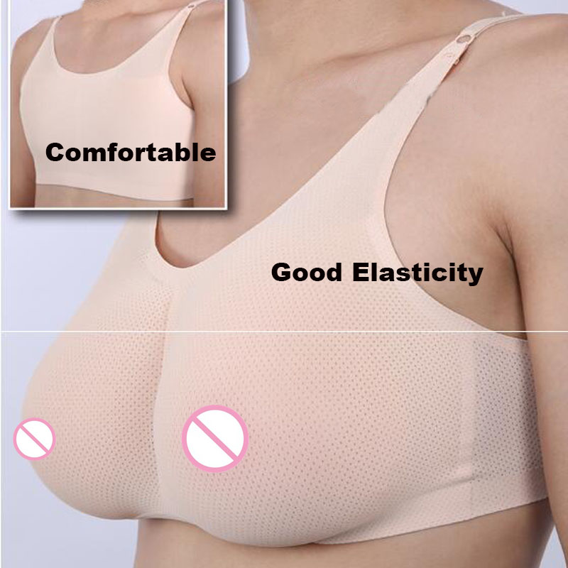 silicone breast form with bra (8)