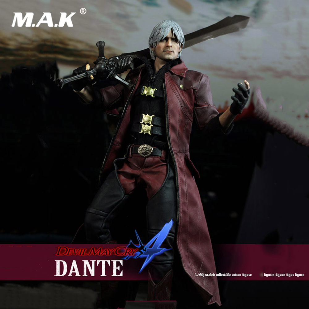 все цены на Full Set The Devil May Cry series The DANTE Figure Collectible Action Figure Doll