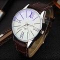 Простой Стиль мужской Кварцевые Часы 2017 Лучший Бренд Бизнес Часы Мужчины Наручные Часы relogio masculino A-102 Мода Повседневная Часы