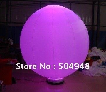 Надувной шар освещения для вечерние украшения