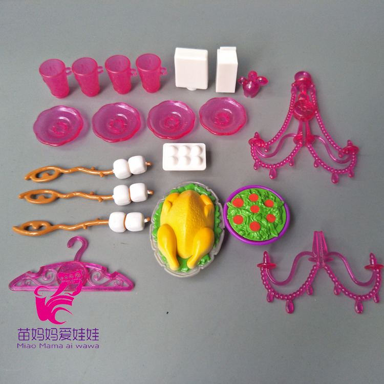 Mininature Simulation for 1/6 dolls Kitchen pots and pans dishes cup food milk accessory for barbie doll jewish soul food from minsk to marrakesh more than 100 unforgettable dishes updated for today s kitchen