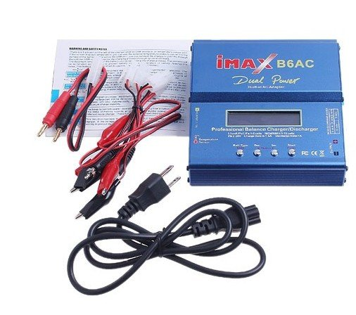 3S iMAX B6-AC B6AC Lipo NiMH RC Battery Balance Charger +HongKong Register free shipping hot sale imax b6 ac b6ac lipo 1s 6s nimh 3s rc battery balance charger for rc toys models