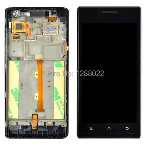 100% test display lcd + digitizer touch screen in vetro per huawei ascend p1 u9200 assemblely con telaio/lunetta freeshipping100% test display lcd + digitizer touch screen in vetro per huawei ascend p1 u9200 assemblely con telaio/lunetta freeshipping