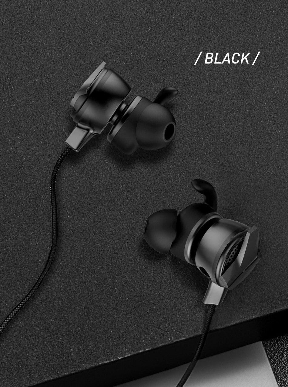 Baseus GAMO H15 3.5mm Gaming Earphones 11
