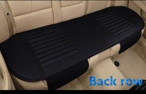 Image 4 - Auto Stoelhoezen, Niet Beweegt Auto Zitkussen Accessoires Benodigdheden, voor Bmw 3 4 5 6 Serie Gt M Serie X1 X3 X4 X5 X6 Suv