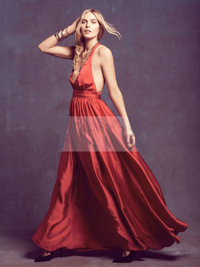 Lujoso Vestidos De Dama Tropicales Imágenes - Vestido de Novia Para ...