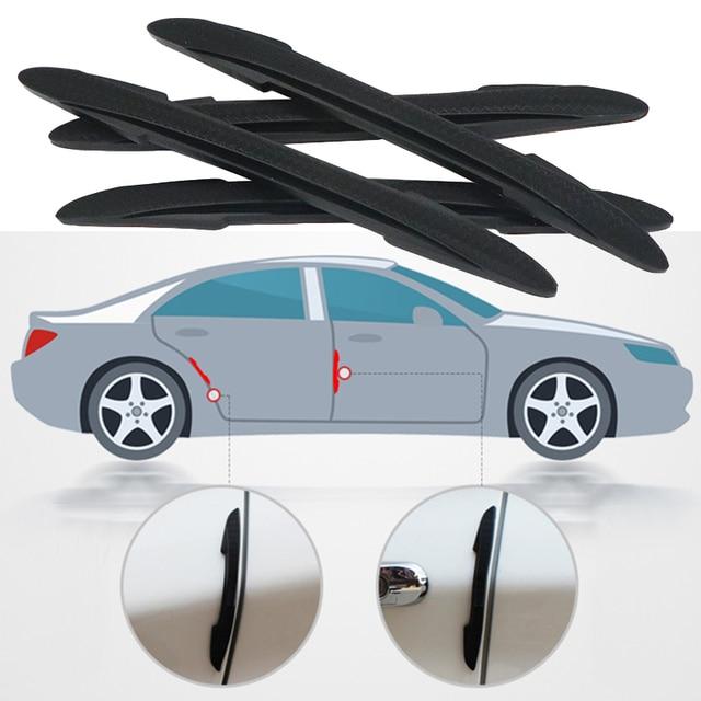4pcs Car Anti-collision Strip Car Door protect Stickers Bumper Car Crash Bar Anti- & 4pcs Car Anti collision Strip Car Door protect Stickers Bumper Car ...