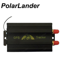 TK103B Car GPS tracker Real time monitoring vehicle tracking device with remote control GPS Locator