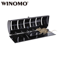 WINOMO Live Catch Mouse Trap Humane Rodent Catcher Catches Mice Alive Smart Mouse Trap