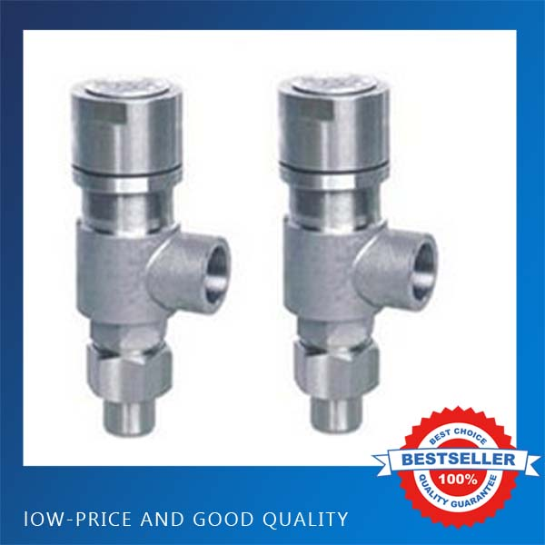 A21W-16P 1.6MPA Series DN15 Thread Relief Valve Small Stainless Steel Safety Valve