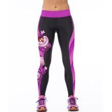 2016 Sexy Womens Sport Leggings For Running jogging Fitness legging high waist Elastic Gym leggins Bodybuilding girls leggings