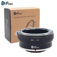 Fikaz для Nikon-FX Объектив переходное кольцо для Nikon AI AIs AF объектив Fujifilm X-Гора Фудзи X-Pro1 X100 X-Pro1 X-T10 X-E1 Камера тела