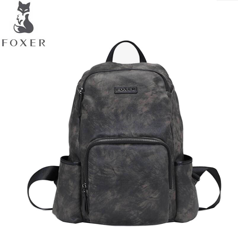 FOXER2017 luxury fashion high-end nylon Oxford cloth high school student book leisure travel  women famous objective ielts advanced student s book with cd rom