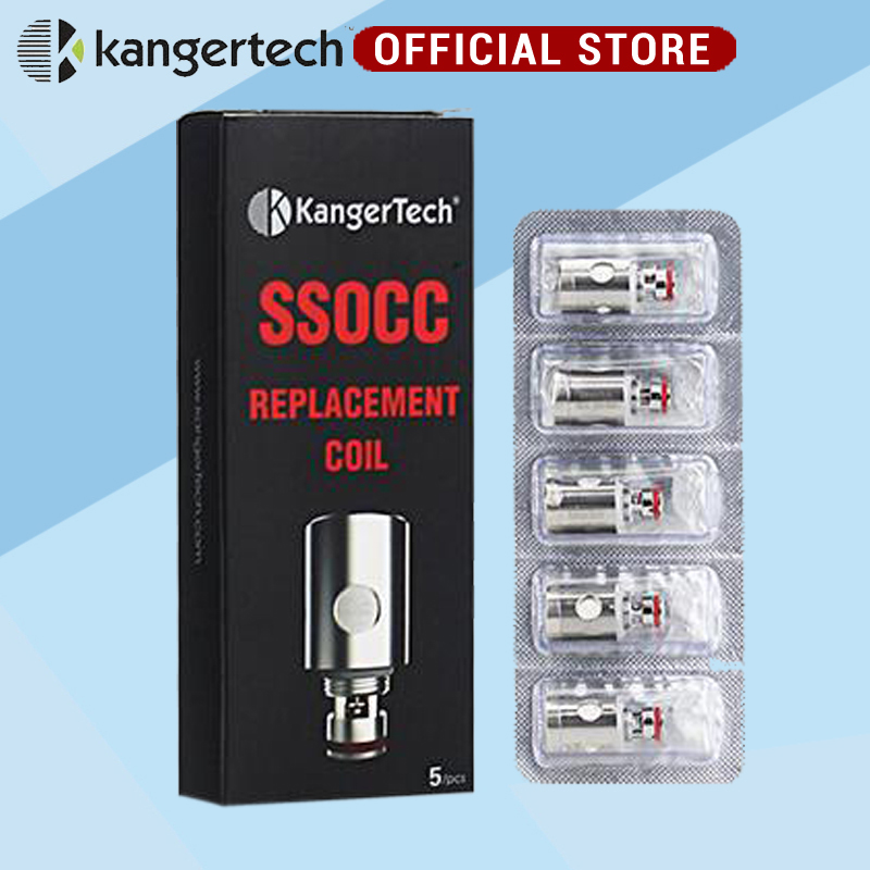все цены на 10pcs/lot Kangertech Subtank Vertical SSOCC Organic Cotton SSOCC Coil fit for kanger subtank 0.5ohm 1.2ohm 1.5ohm в интернете