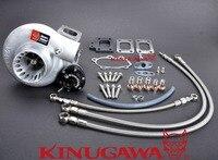 """Turbocharger kinugawa sts 3 """"مكافحة عرام TD05H 20G 8 سنتيمتر t25 5 بولت لنيسان سيلفيا s13 sr20det CA180DET-في قطع غيار وشواحن توربينية من السيارات والدراجات النارية على"""