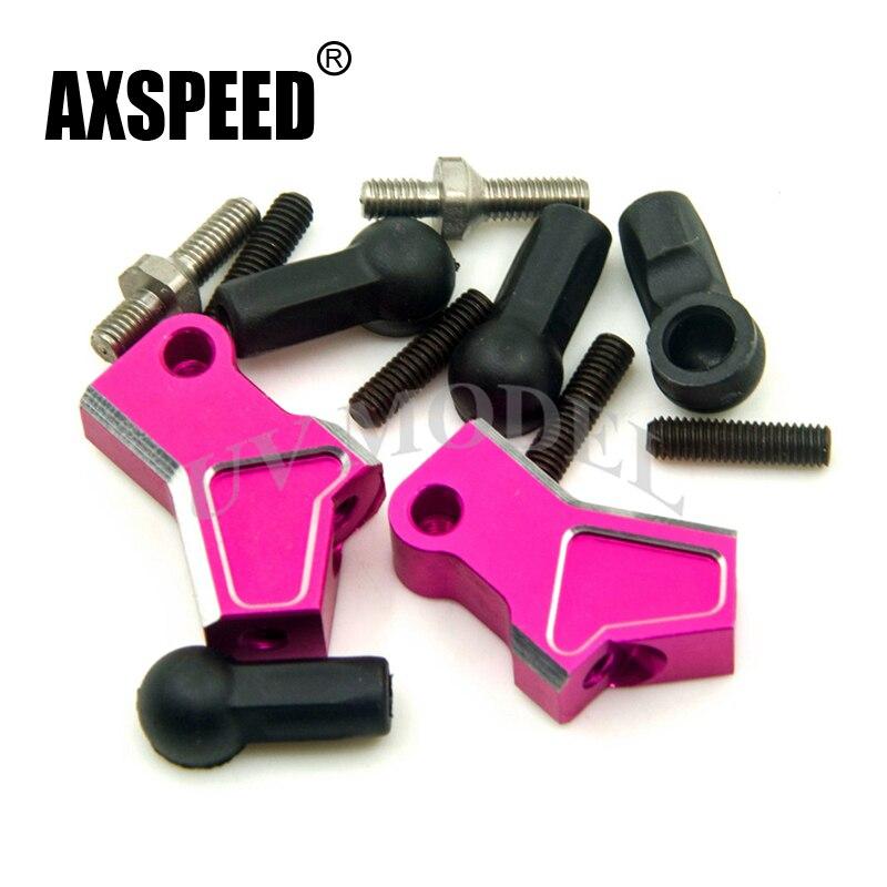 3Racing SAK-D4820 Aluminum Front Upper Arm Set For Sakura D4 AWD Hop Up Parts