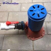 1000w 2000w 3000w 4000w 110/220V 물 수력 발전기 단상 발전기 저속 시작 영구 자석 발전기