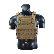 CP Crye JPC 2.0 Tactical Vest Bullet Proof Vest Plate Carrier Cordura Airsoft CQB CQC Wargame Military Hunting Police TW-VT04(China)