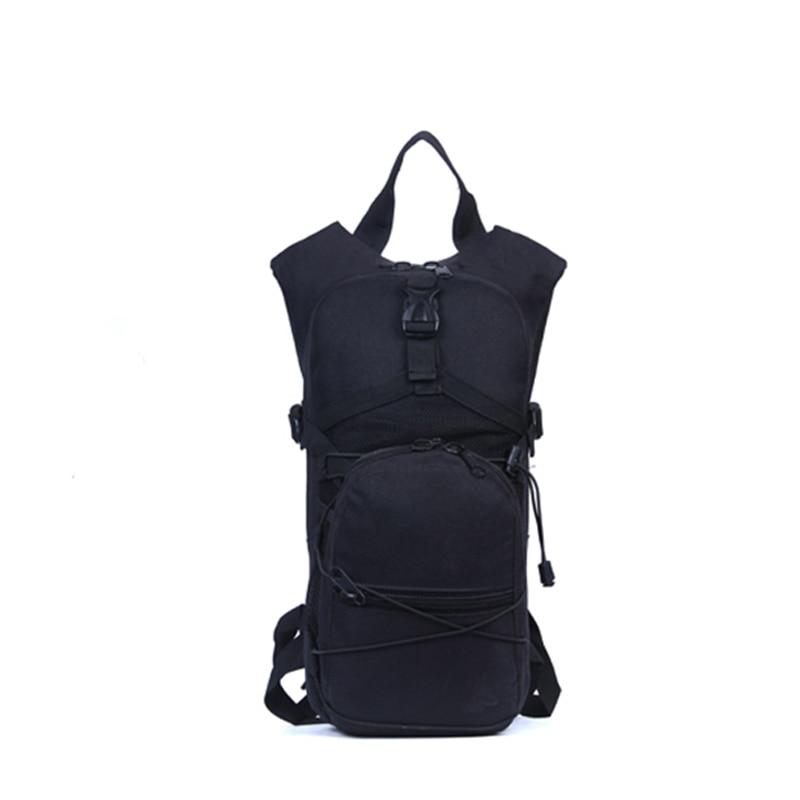 Militer Hydration Backpack Taktis Assault Luar Hiking Berburu - Tas olahraga